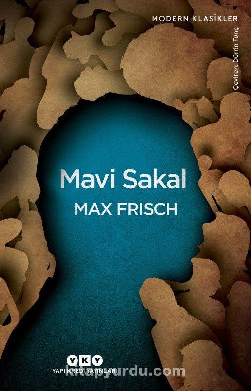 Mavi Sakal - Max Frisch pdf epub