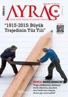 Ayraç Aylık Kitap Tahlili ve Eleştiri Dergisi Sayı:66 Nisan 2015