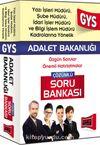 2015 GYS Adalet Bakanlığı Çözümlü Soru Bankası (Özgün Sorular-Önemli Hatırlatmalar)