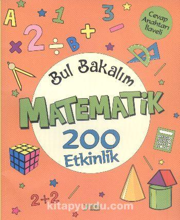 Bul Bakalım Matematik (200 Etkinlik) - Kollektif pdf epub