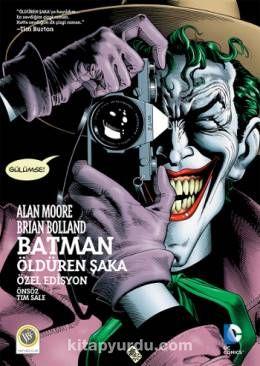 Batman - Öldüren Şaka (Özel Edisyon) - Alan Moore pdf epub