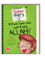 If I Have Super Eyes Can I See Allah?