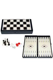 Star Oyun Manyetik Satranç Tavla Dama Seti(50170)