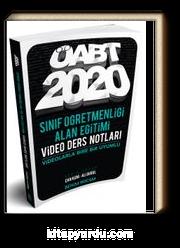 2020 ÖABT Sınıf Öğretmenliği Alan Eğitimi Video Ders Notları
