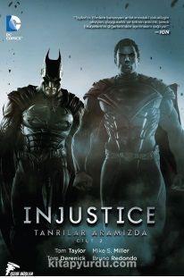 Injustice Cilt 2 - Tanrılar Aramızda - Tom Taylor pdf epub