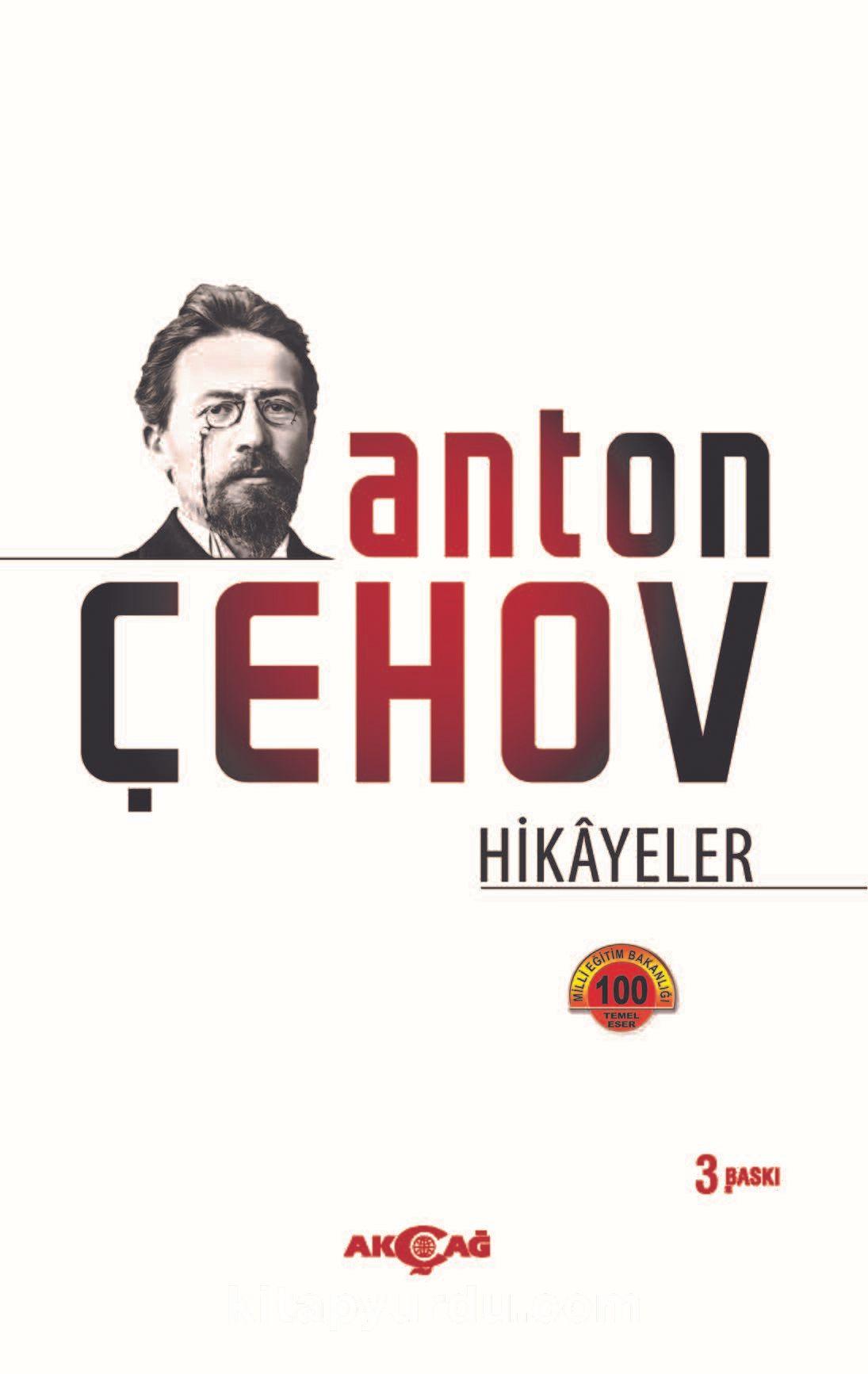 Hikayeler / Anton Çehov - Anton Çehov pdf epub