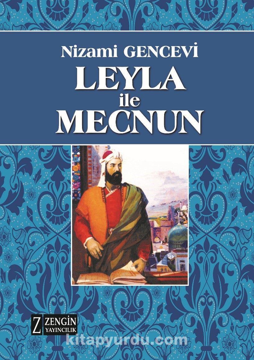 Leyla ile Mecnun - Nizami Gencevi pdf epub
