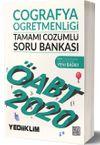 2020 KPSS ÖABT Coğrafya Öğretmenliği Tamamı Çözümlü Soru Bankası