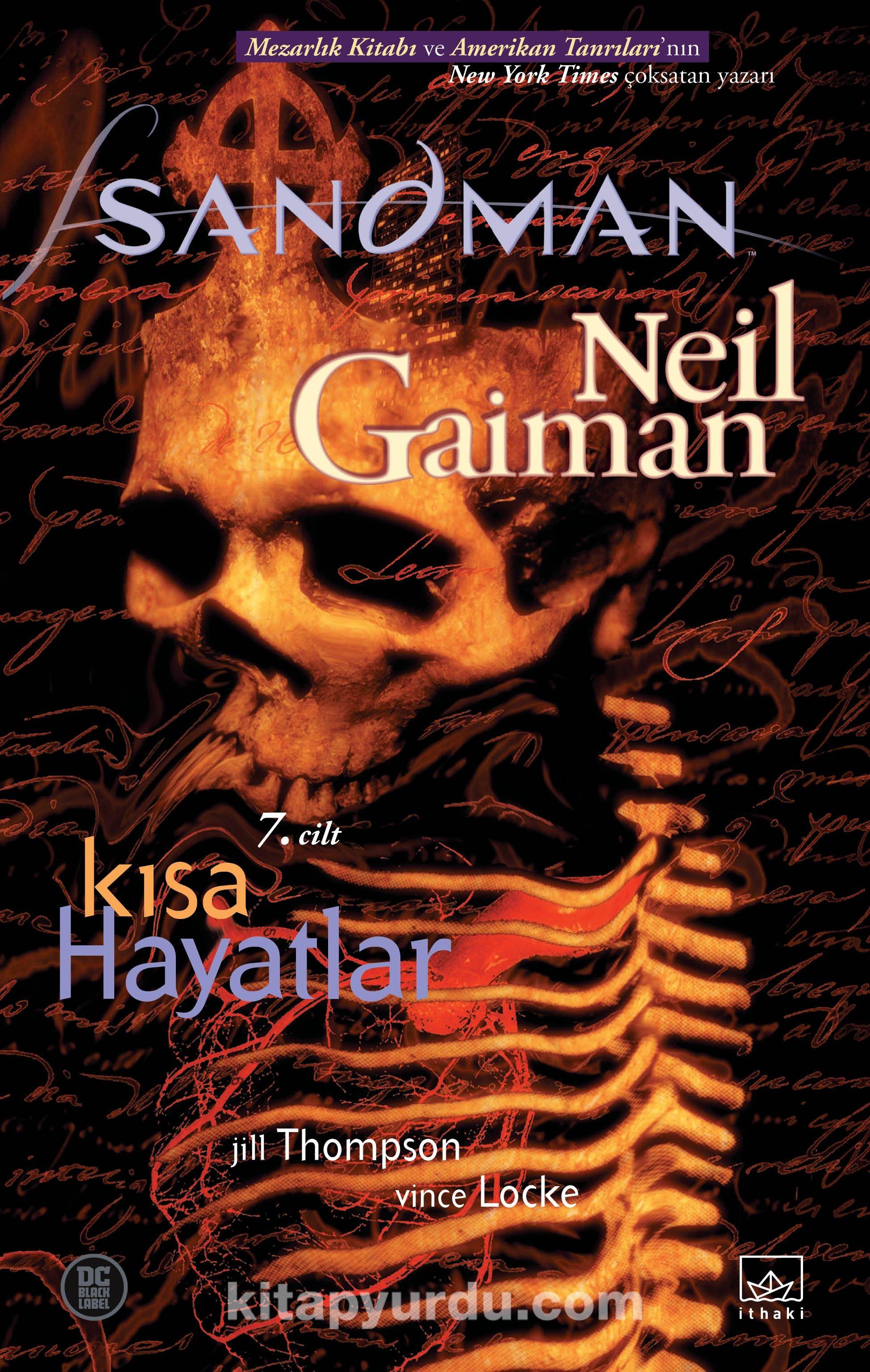 Sandman 7 / Kısa Hayatlar - Neil Gaiman pdf epub