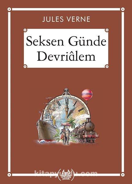 Seksen Günde Devrialem (Gökkuşağı Cep Kitap) - Jules Verne pdf epub