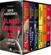 Millennium Serisi - Kutulu Özel Set (6 Kitap)