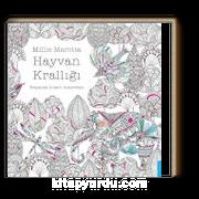 Hayvan Kralligi Boyama Kitabi Macerasi Millie Marotta