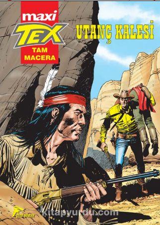 Tex Maxi 4 / Utanç Kalesi - Pasquale Ruju pdf epub