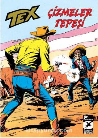 Tex Klasik 12 / Çizmeler Tepesi - Victorio'nun Hazinesi