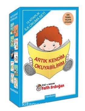 Artık Kendim Okuyabilirim (İlk Okuma Seti 10 Kitap) - Fatih Erdoğan pdf epub