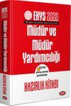 2020 MEB EKYS Müdür ve Müdür Yardımcılığı Hazırlık Kitabı