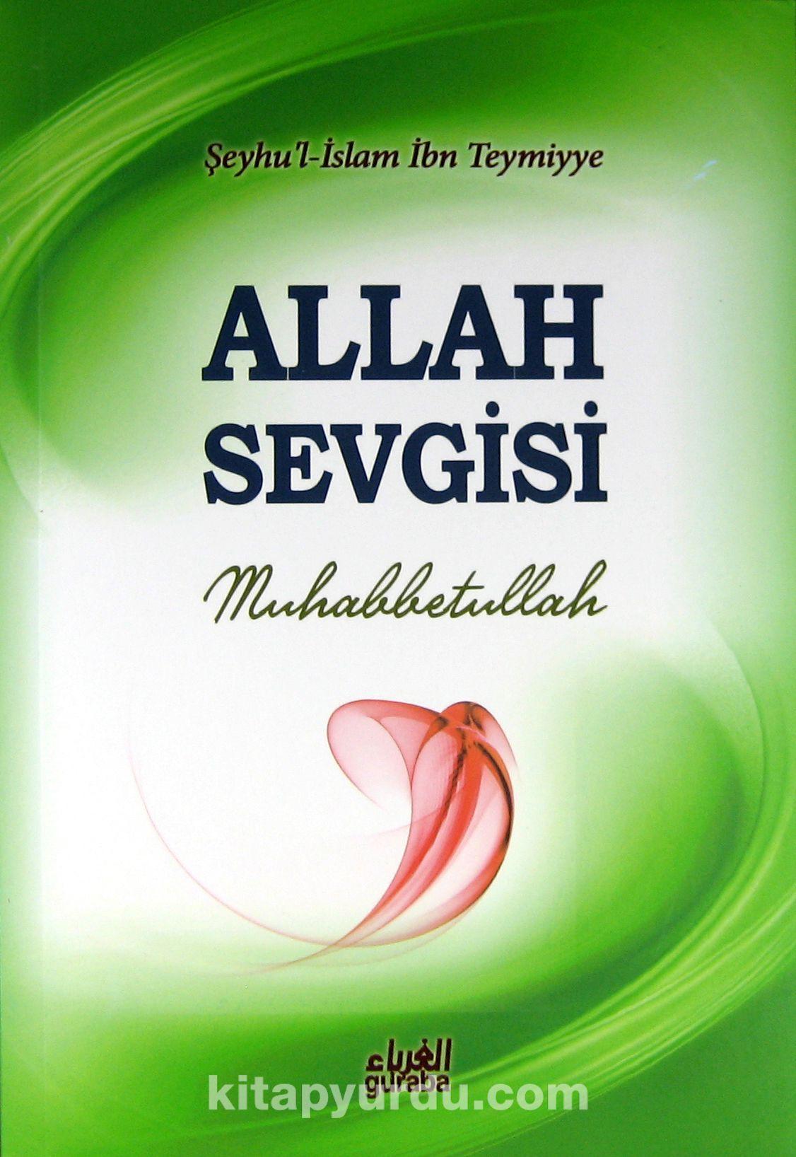Allah Sevgisi Muhabbetullah