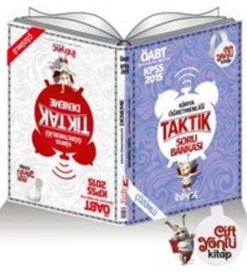 2015 KPSS ÖABT Kimya Öğretmenliği Çift Yönlü Taktik Soru Bankası-Deneme - Kollektif pdf epub