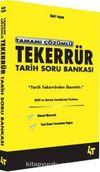 Tamamı Çözümlü Tekerrür Tarih Soru Bankası (KPSS ve Kurum Sınavlarına Yardımcı)