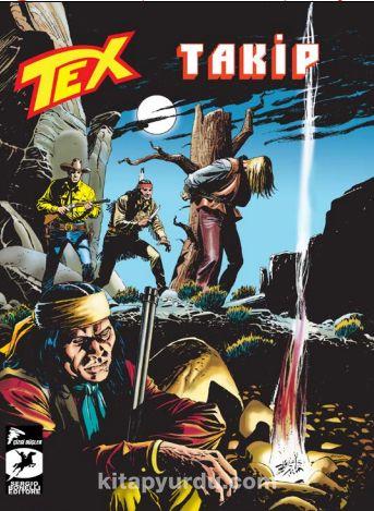 Tex 13 / Takip - Soluksuz Mücadele - Tito Faraci pdf epub