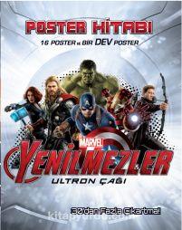 Disney Yenilmezler - Ultron Çağı Poster Kitabı - Kollektif pdf epub
