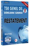 TSK Genel Dil Dinleme Sınavı 1 / Restatement