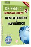 TSK Genel Dil Dinleme Sınavı 2 / Restatement Inference