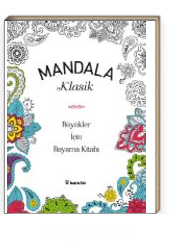 Mandala Klasik Büyükler Için Boyama Kitabı Kollektif