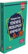 2020 ALES Kolaydan Zora 9x20 Yeni Nesil Çözümlü Problemler Denemeleri