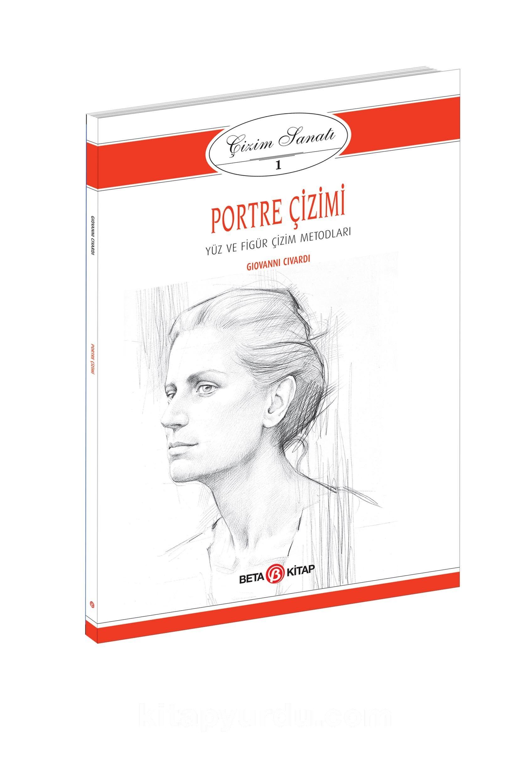 Çizim Sanatı Serisi 1- Portre Çizimi - Giovanni Civardi pdf epub