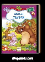 Akıllı Tavşan / Neşeli Orman Hikayeleri (Büyük Boy)
