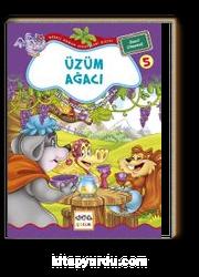 Üzüm Ağacı / Neşeli Orman Hikayeleri (Büyük Boy)