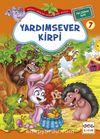 Yardımsever Kirpi / Neşeli Orman Hikayeleri (Büyük Boy)