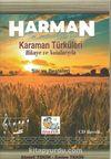 Harman & Karaman Türküleri Hikaye ve Notalarıyla