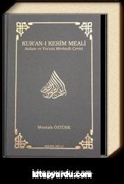 Kur'an-ı Kerim Meali Anlam ve Yorum Merkezli Çeviri (Küçük Boy)