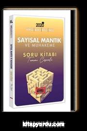 2020 KPSS ALES DGS YKS İçin Sayısal Mantık ve Muhakeme Tamamı Çözümlü Soru Kitabı