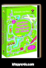 Çocuklarla Yolculukta Yapılabilecek 100 Etkinlik / Etkinlik Kartları