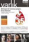 Varlık Aylık Edebiyat ve Kültür Dergisi Temmuz 2015