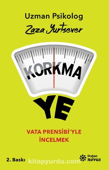 Korkma Ye - Zaza Yurtsever pdf epub