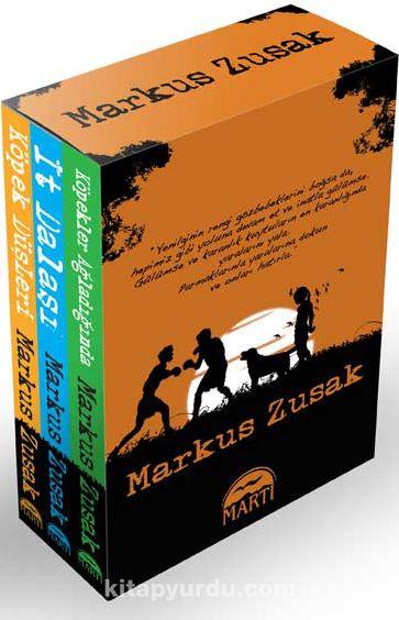 Wolfe Kardeşler Serisi(3 Kitap Kutulu Set)