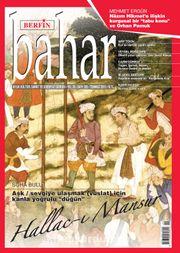 Berfin Bahar Aylık Kültür Sanat ve Edebiyat Dergisi Temmuz 2015 Sayı:209