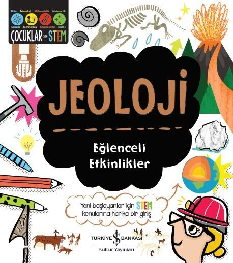 Jeoloji / Eğlenceli Etkinlikler - Jenny Jacoby pdf epub