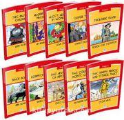 İngilizce Hikaye Seti 10 Kitap (Stage-2)
