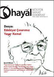 Hayal Kültür Sanat Edebiyat Dergisi Sayı:54 Temmuz-Ağustos-Eylül 2015