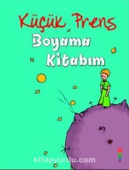 Küçük Prens - Boyama Kitabım -  pdf epub