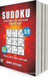 Yetişkinler İçin Sudoku (8 Kitap)