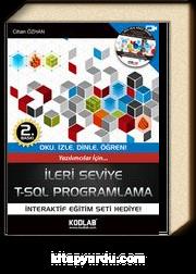 Yazılımcılar İçin  İleri Seviye T-SQL Programlama / Oku, İzle, Dinle, Öğren & İnteraktif Eğitim CD Hediye!