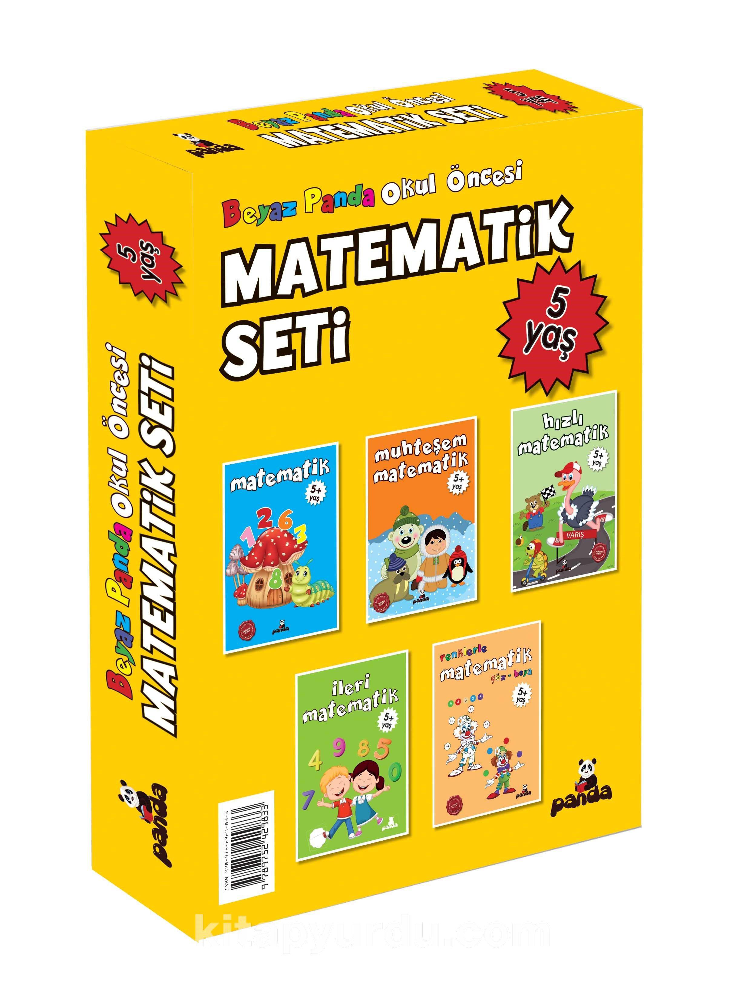 5 Yaş Matematik Seti - Pedagog Afife Çoruk pdf epub