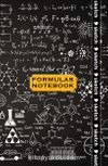 Formulas Notebook - Özel Tasarım Defter (Kalem Tutacağı Hediyeli)