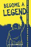 Become a Legend - Özel Tasarım Defter (Kalem Tutacağı Hediyeli)